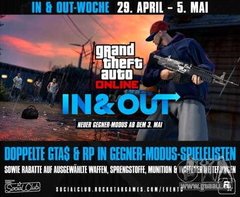 In-und Out-Woche GTA Online