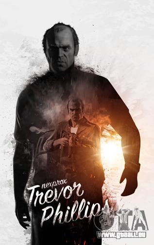 Trevor Philips aus dem Maxim Lisovki