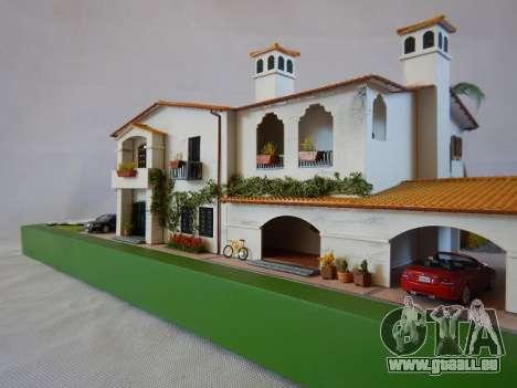 GTA V Michael s Mansion von Arianm007 - Fassade-Ansicht
