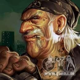 GTA Portrats von Grobi-Grafik №4