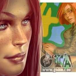 GTA Portrats von Grobi-Grafik №2