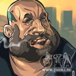 GTA Portrats von Grobi-Grafik №3