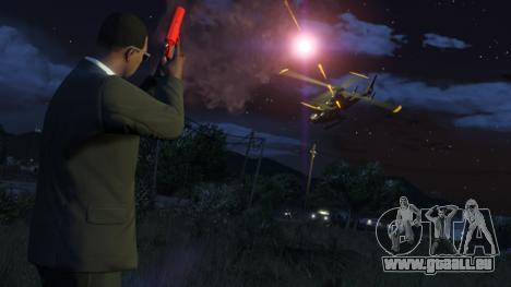 Extraktion dans GTA Online
