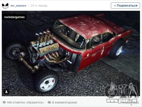 Rat Rod in GTA Online