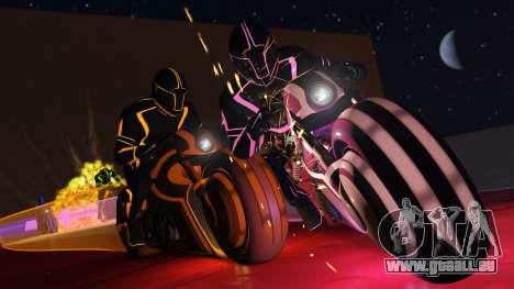 Ein neues mode Frist, Motorrad Shotaro, die mehr spezielle Boni in GTA Online