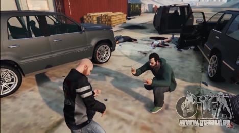 Nach Auseinandersetzungen in GTA 5