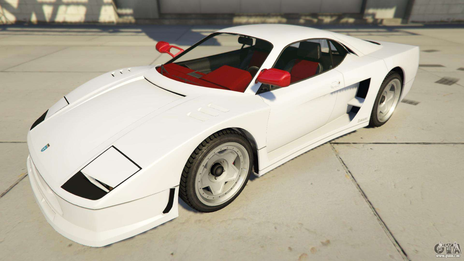 Grotti Turismo Classic de GTA Online