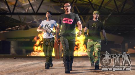 Konkurrencer i GTA Online