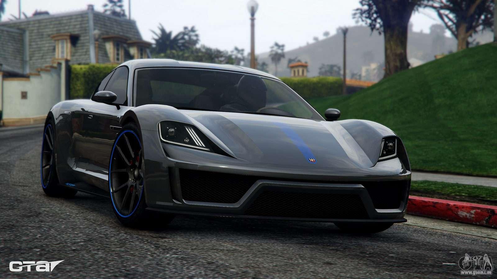 Neues Auto In Gta Online