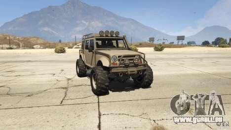 Modernisée Canis Mesa dans GTA 5
