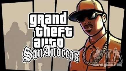 Propres musique dans GTA San Andreas