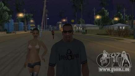 Le sexe dans GTA San Andreas
