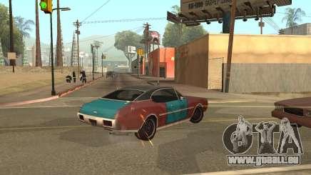 Le Gameplay de GTA San Andreas