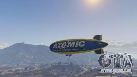 Stehlen ein Luftschiff in GTA 5 online