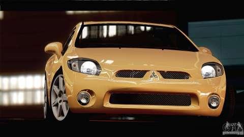 Exclusif: Mitsubishi Eclipse 2006