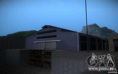 San Fierro Re-Textured pour GTA San Andreas dixième écran