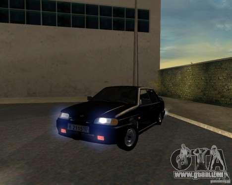 TJK VAZ 2115 pour GTA San Andreas