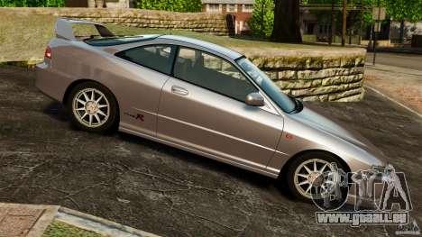 Honda Integra Type-R pour GTA 4 est une gauche