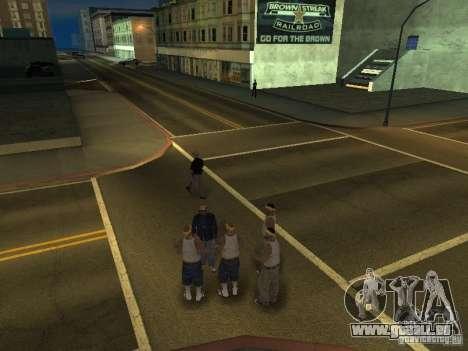 Frei bewegliche Kamera für GTA San Andreas zweiten Screenshot