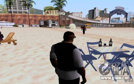 Reality Beach v2 für GTA San Andreas siebten Screenshot