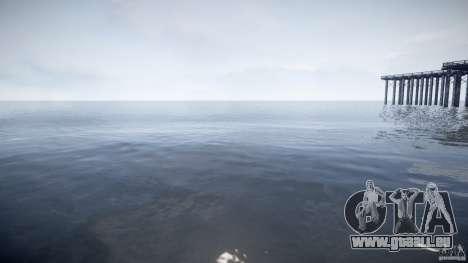 Water Effect Better Reflection für GTA 4 dritte Screenshot