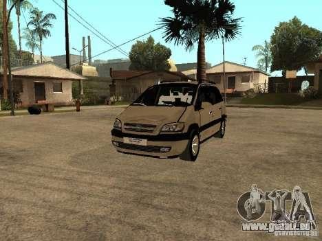 Opel Zafira pour GTA San Andreas