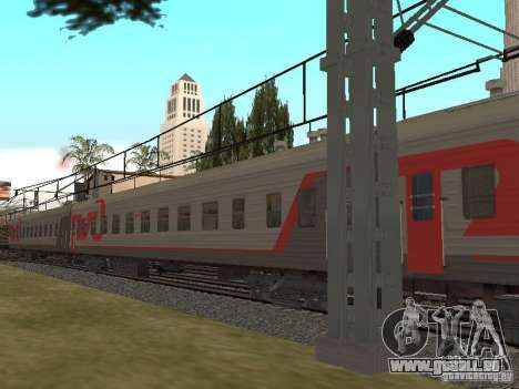 Eisenbahn-mod IV-Finale für GTA San Andreas zehnten Screenshot