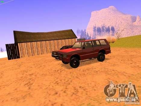 Huntley Superior pour GTA San Andreas