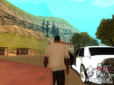 Qualität Einstellung ENBSeries für GTA San Andreas zweiten Screenshot