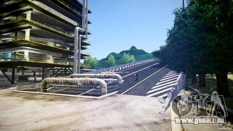 Drift Paradise V2 pour GTA 4 secondes d'écran