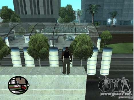 Doherty Plaza-neue Dorothy für GTA San Andreas dritten Screenshot