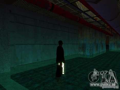 Nouveau Ballas épais pour GTA San Andreas deuxième écran
