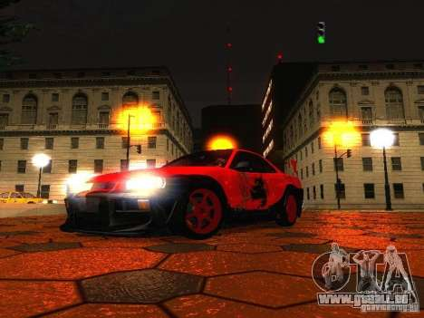 ENBSeries by Mick Rosin für GTA San Andreas zweiten Screenshot