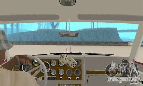 Pontiac Grand Prix 1985 pour GTA San Andreas vue intérieure