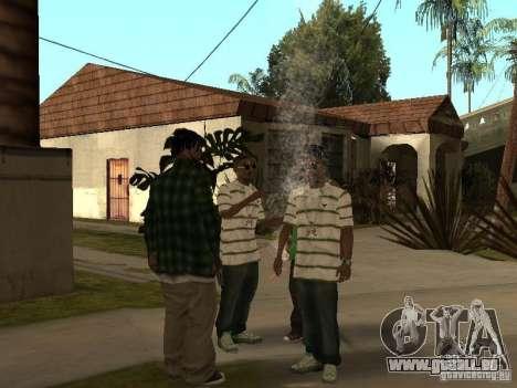 Still Pimpin pour GTA San Andreas troisième écran