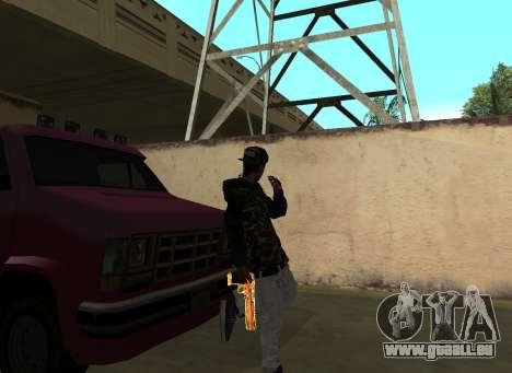 A$AP Rocky für GTA San Andreas dritten Screenshot