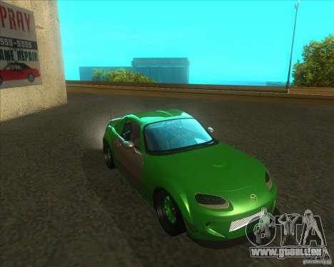 Mazda Miata MX-5 Konguard 2007 für GTA San Andreas