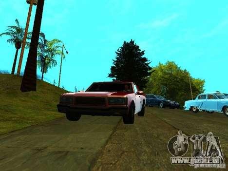 Picador pour GTA San Andreas vue de droite