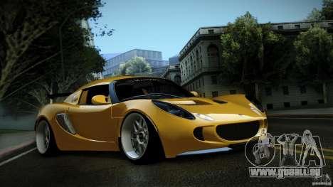 Lotus Exige Track Car pour GTA San Andreas