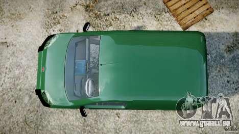 Fiat Fiorino 2008 Van für GTA 4 rechte Ansicht