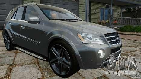 Mercedes-Benz ML63 AMG für GTA 4