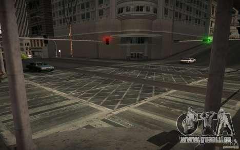 Route de HD (GTA 4 en Afrique du Sud) pour GTA San Andreas septième écran