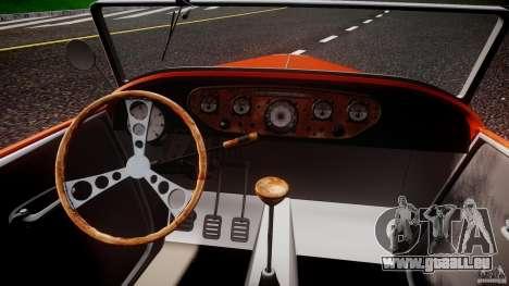 Hot Rod für GTA 4 rechte Ansicht