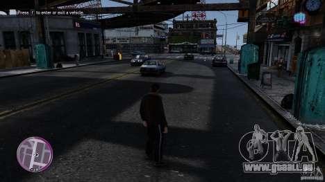 VC Style Radar/HUD (peau 3) pour GTA 4 troisième écran