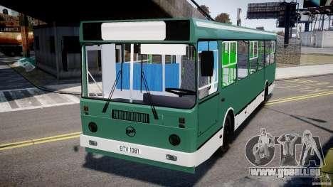 LIAZ 5256 pour GTA 4