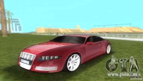Audi Nuvolari Quattro pour GTA Vice City