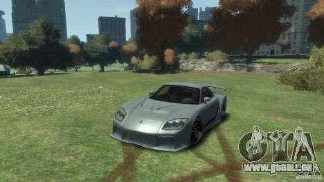 Mazda RX-7 FD3S Veilside Fortune v1.1 pour GTA 4