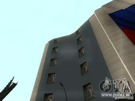 Die Russische Botschaft in San Andreas für GTA San Andreas her Screenshot
