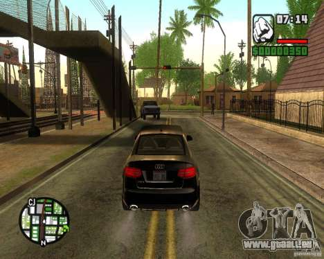 ENBSeries 2012 für GTA San Andreas zweiten Screenshot