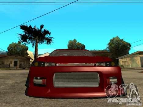Nissan Silvia S-15 pour GTA San Andreas vue de droite
